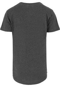 Urban Classics - SHAPED LONG TEE DO NOT USE - Basic T-shirt - charcoal - 3
