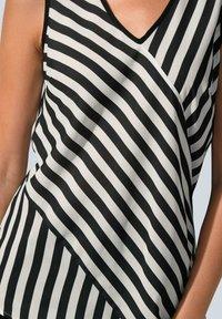 Alba Moda - Blouse - weiß,schwarz - 4