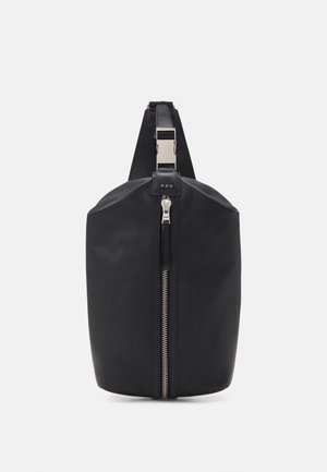 DIVER CROSSBODY BACKPACK UNISEX - Borsa a tracolla - black