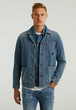 ELEMENT WORKER - Veste en jean - blue