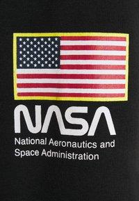 Nominal - NASA HOOD - Felpa - black - 2