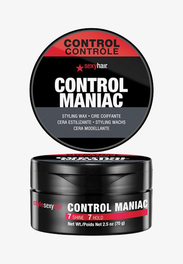 STYLING WAX STYLE CONTROL MANIAC STYLING WAX - Hair styling - -