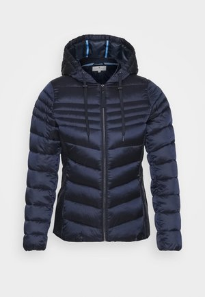 Winter jacket - sky captain blue