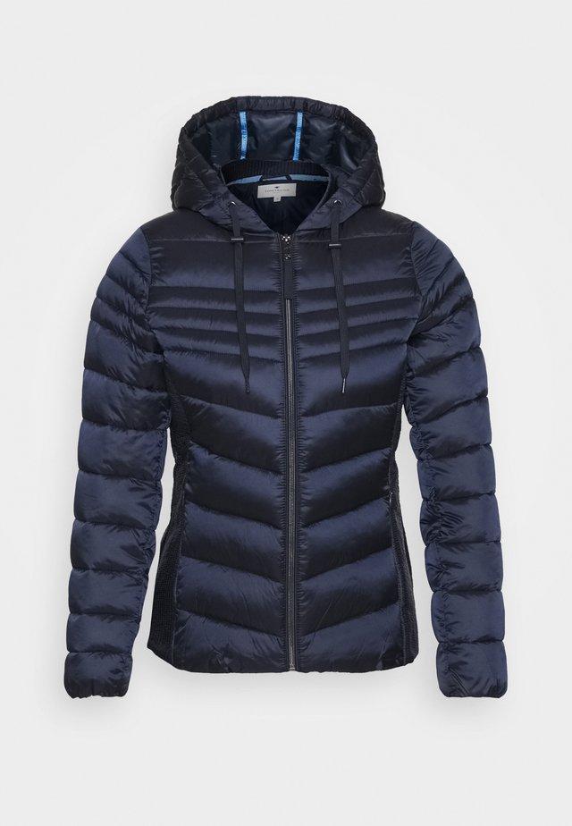 Winter jacket - sky captain blue
