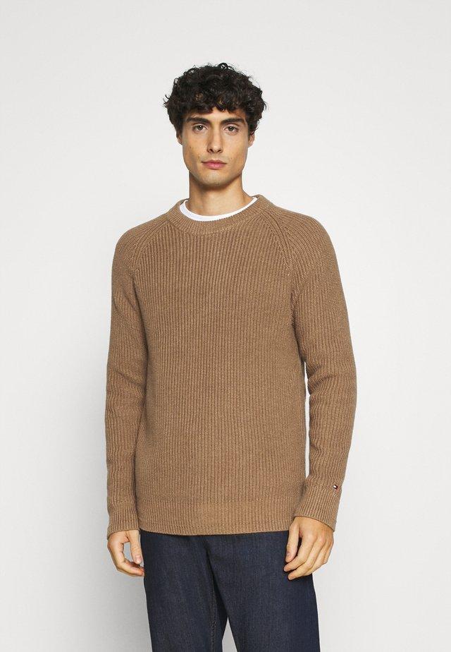 CLASSIC - Maglione - brown