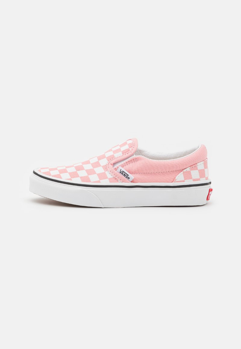 Vans - CLASSIC  - Slip-ons - powder pink/true white