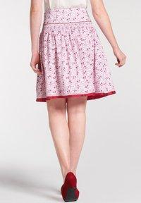Spieth & Wensky - A-line skirt - light pink - 1