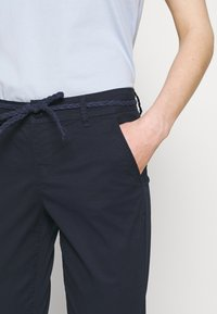 ONLY - ONLEVELYN ANKLE PANT  - Chinos - navy blazer - 3