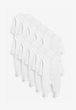 10 PACK - Sleep suit - white