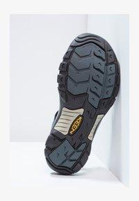 Keen - NEWPORT H2 - Walking sandals - navy/medium grey - 1