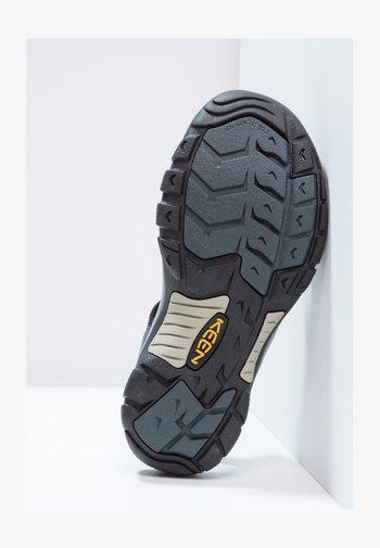 NEWPORT H2 - Walking sandals - navy/medium grey