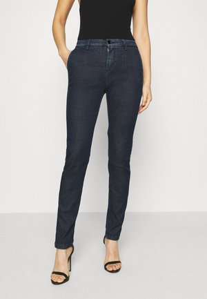 BETTIE HYPERFLEX - Straight leg jeans - dark blue