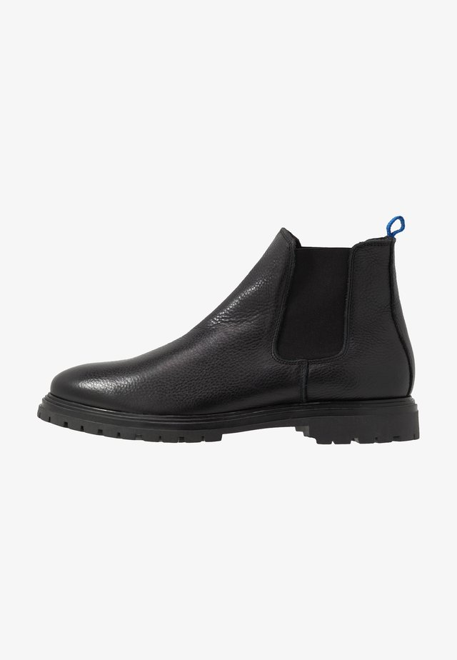 BIACARLO WINTER BOOT - Classic ankle boots - black