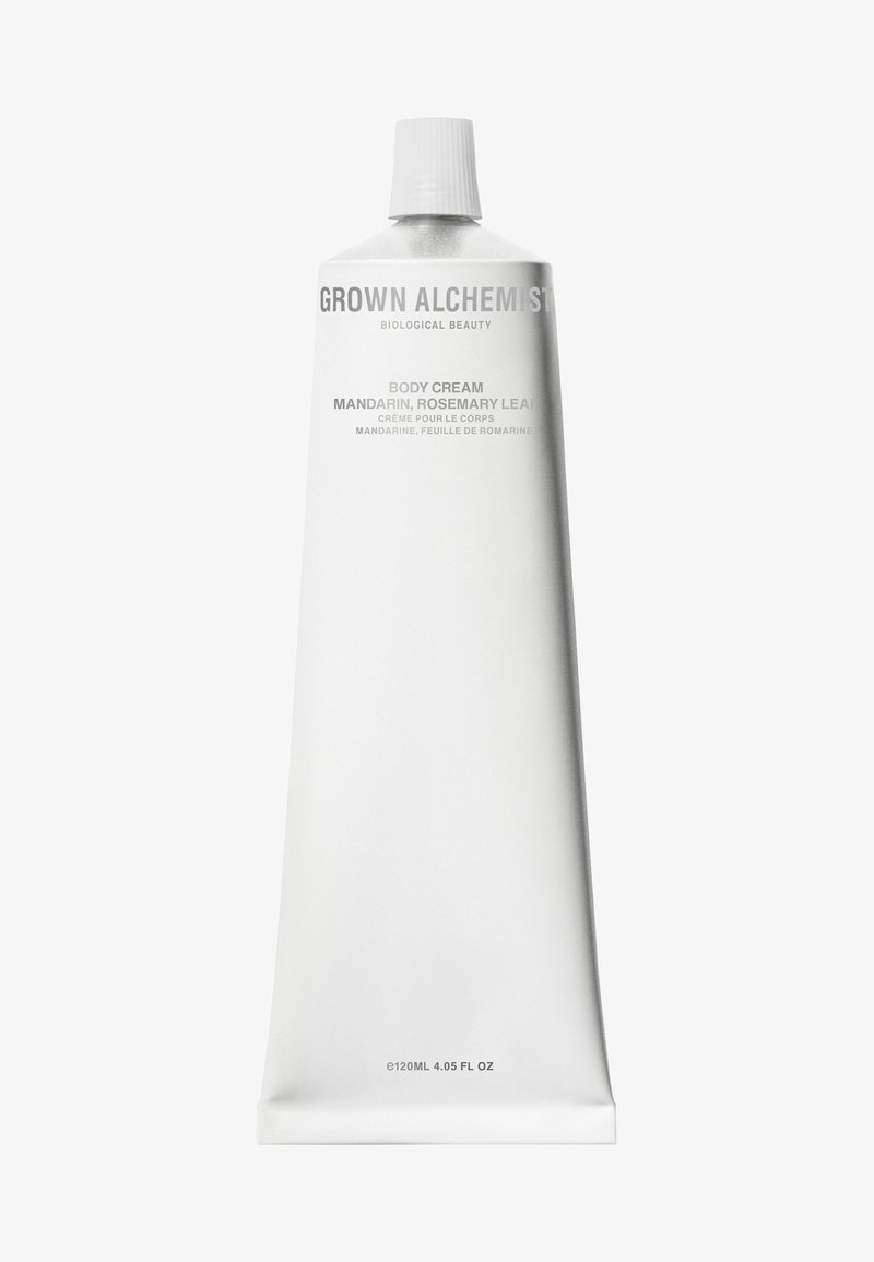 Grown Alchemist - WHITE BODY CREAM MANDARIN, ROSEMARY LEAF - Fugtighedscreme - -