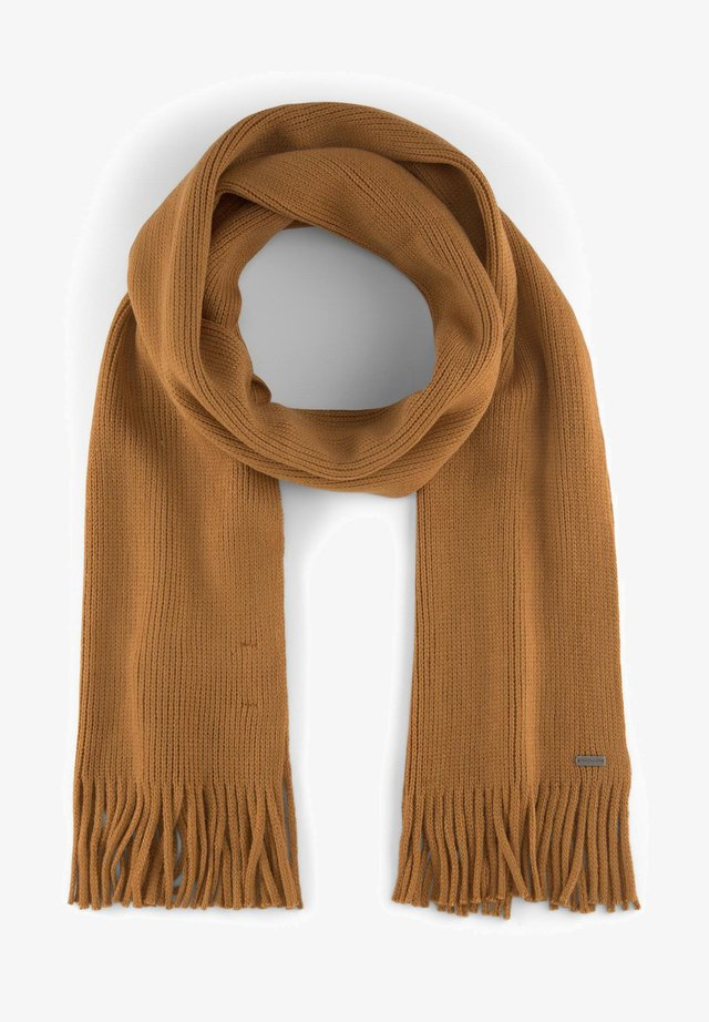 MIT FRANSEN - Scarf - spicy pumpkin orange