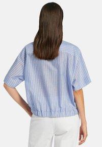 Uta Raasch - Button-down blouse - marine - 2
