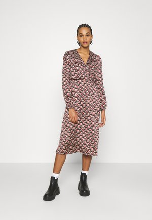 VIMARIE HAFA DRESS - Maxi dress - navy blazer