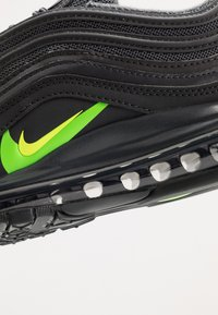 Nike Sportswear - AIR MAX 97  - Sneakers - anthracite/volt/electric green/cool grey - 5