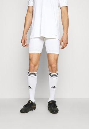 TECH FIT TIGHT - Pants - white