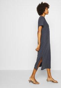 Marc O'Polo DENIM - DRESS SHORT SLEEVE - Jersey dress - scandinavian blue - 3