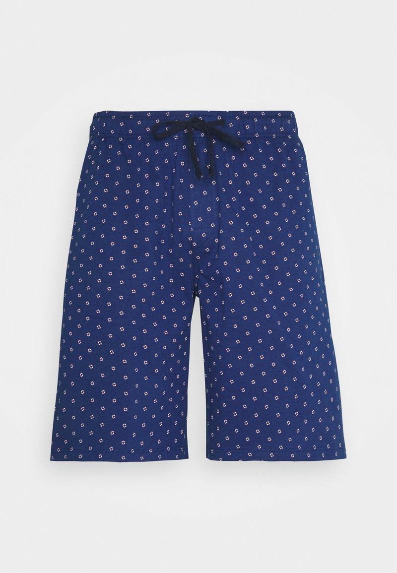 Schiesser - BERMUDA - Pantalón de pijama - admiral