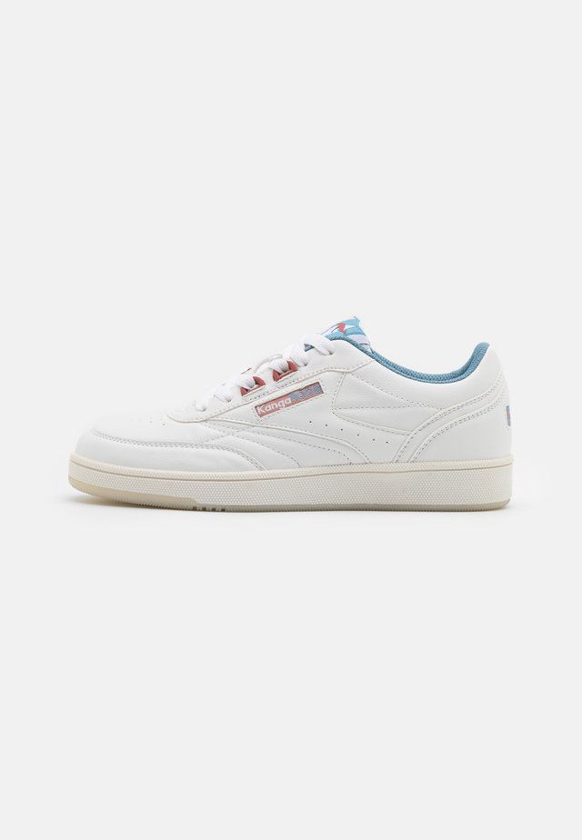 RC-RACKET - Sneakers laag - white/faded blue
