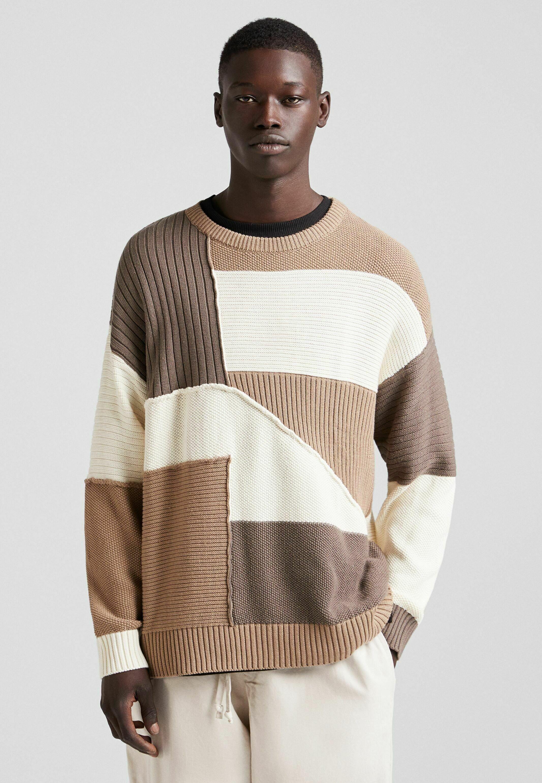 Homme RUNDAUSSCHNITT - Pullover