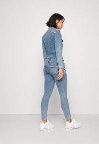 ONLY Petite - ONLINC CALLI  ZIP - Jumpsuit - light blue denim - 2