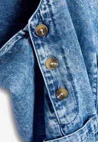 Next - LOOSE FIT - Jumpsuit - blue denim - 3