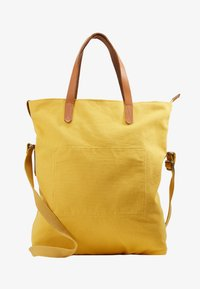 Esprit - Tote bag - yellow - 1