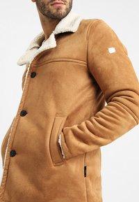 INDICODE JEANS - CROCKFORD - Light jacket - camel - 6