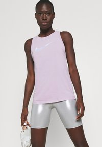 Nike Performance - DRY TANK ICON CLASH - Top - iced lilac - 3