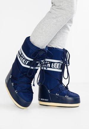 Vinterstøvler - blu
