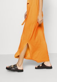 Even&Odd - Vestido largo - kumquat - 4