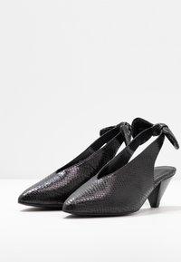 Toral Wide Fit - Escarpins - black - 4