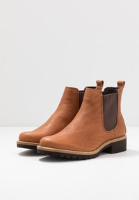 ECCO - ELAINE - Ankle boot - amber - 4