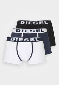 Diesel - DAMIEN 3 PACK - Pants - white/blue/black - 5