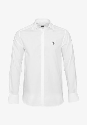 LONG SLEEVE - Camicia - white