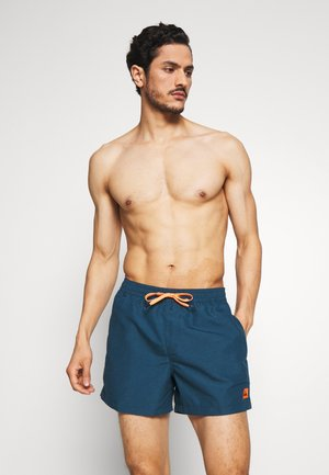 Swimming shorts - majolica blue heather