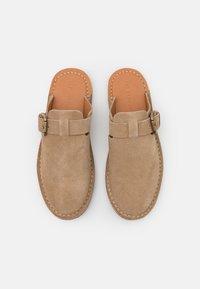 LAST STUDIO - DANTE - Pantoffels - beige - 3