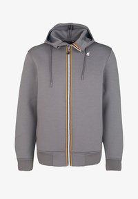 K-Way - RAINER SPACER - Light jacket - grey md steel - 0