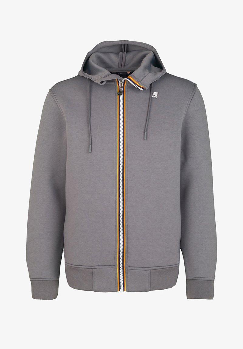 K-Way - RAINER SPACER - Light jacket - grey md steel