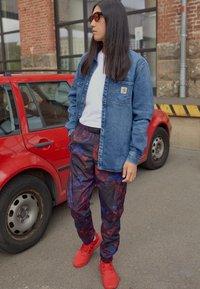 Carhartt WIP - SALINAC SHIRT JAC MAITLAND - Skjorter - blue mid worn wash - 1