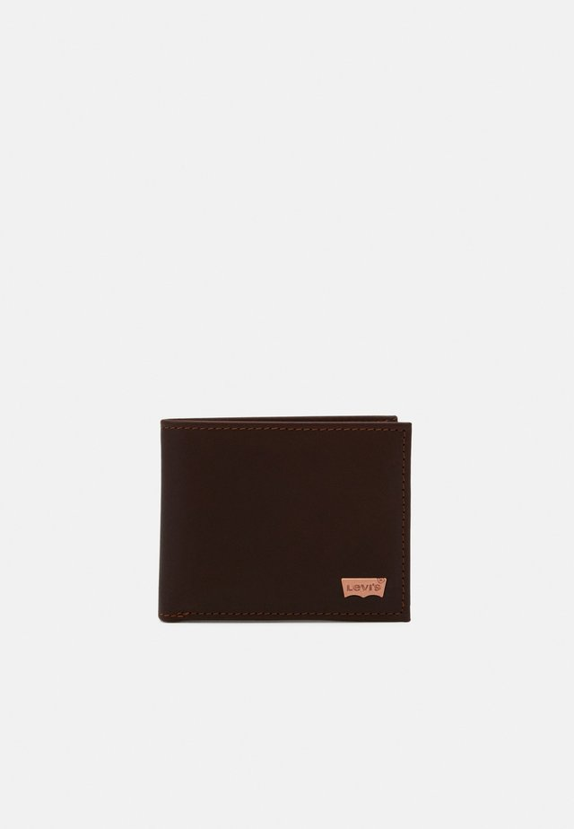 HUNTE BIFOLD BATWING - Monedero - brown