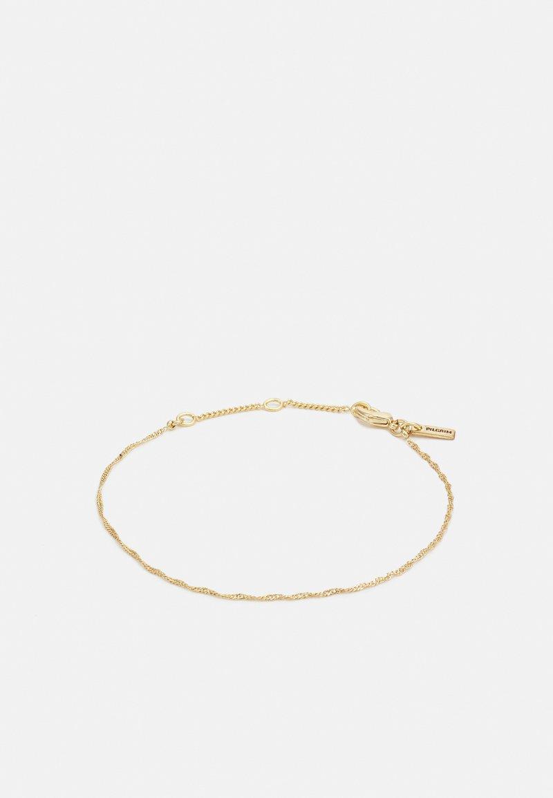 Pilgrim - BRACELET PERI  - Bracelet - gold-coloured