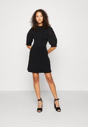 ROXETTY - Jumper dress - noir