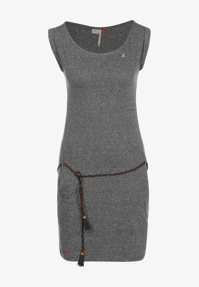 Jerseyjurk - dark grey