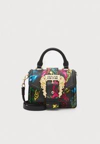 Versace Jeans Couture - BAROQUE HANDBAG - Handbag - nero - 1