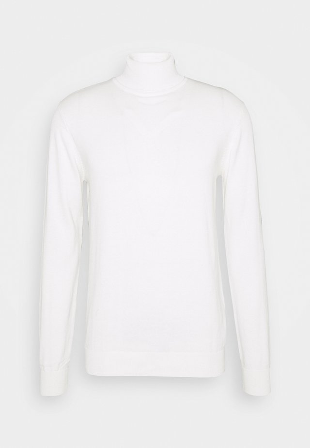 ROLLNECK - Jumper - off white