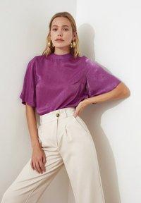 Trendyol - PARENT - Blouse - purple - 2